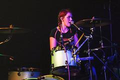 Rews @ The Flapper 7 (preynolds) Tags: concert gig livemusic dof canon5dmarkii mark2 raw tamron2470mm drummer drums drumming alternative rock music musician stage stagelights cymbals noflash birmingham birminghamreview