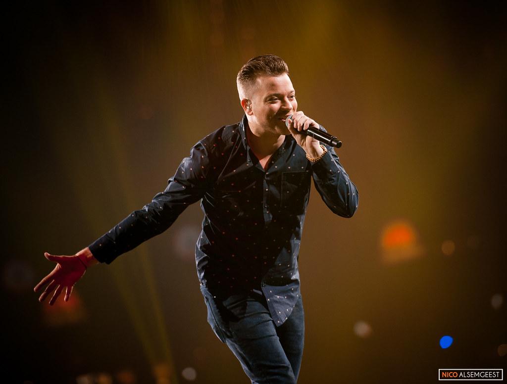 Gers Pardoel - De Vrienden van Amstel Live 2014