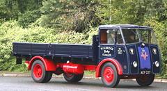 IMG_8406_1_1 (Frank Hilton.) Tags: classic truck lorry eight wheel maudsley aec atkinson albion leyalnd bristol austin outside heavy haulage crane 8 axle