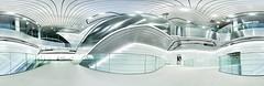 The Asylum (John_de_Souza) Tags: johndesouza theasylum asylum lines architecture building interior design sonya7rii sony1635 panorama mindbending noexit texture metallic gleaming