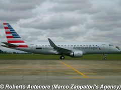 Embraer E-175 (E-170-200/LR) (Marco Zappatori's Agency) Tags: embraer e175 envoyair americaneagle n254nn prezi robertoantenore marcozappatorisagency