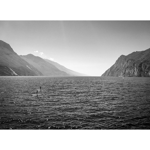 Throwback to hot days and awesome views #italy #rivadelgarda #lake #summer #bw #blackandwhite #HeaterCentral #agameoftones #moodygrams #way2ill #fatalframes #whatchthisinstagood #theimaged #createcommune #illgrammers #thecreatorclass #uncalculated #create