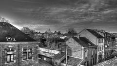My Road Leica (Ⓨ a s m i n e Ⓗ e n s +4 900 000 thx❀) Tags: road leica leicaq monochrome blackandwhite bn belgium yasminehens