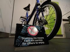 Advice (stevenbrandist) Tags: moultonbicyclecompany moulton alexmoulton bicycle fframe bicycles