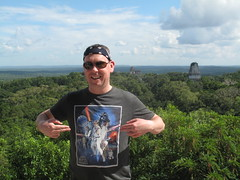 Tikal, Guatemala (rylojr1977) Tags: jungle rainforest tikal mayans ruins guatemala centralamerica ancient city tourism rebelbase starwars yavin movielocation nerd