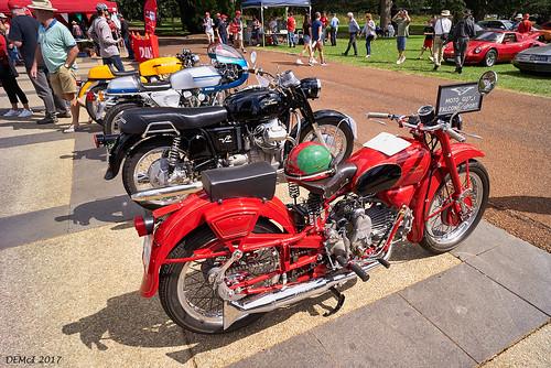 Classic bike line-up