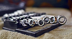 Socket To Me! (✪☺✿One Week Left!✿☺✪) Tags: odc circles tools sockets wrenches case black sockettome