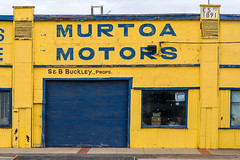Murtoa (Westographer) Tags: murtoa victoria australia countrytown rural garage typography signage signs handpainted closed vintage oldschool
