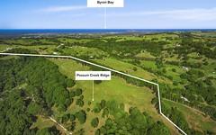Proposed Lot 3 Possum Creek Ridge, Bangalow NSW