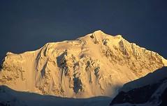 Kabru sud 7317m Sunset (Daniel Biays) Tags: kabrusud sunset sommet montagne himalaya sikkim inde