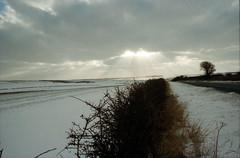 Yorkshire Dales England Winter Sun Rays Jan 1997 005 ok (photographer695) Tags: winter england sun jan yorkshire 1997 rays ok dales