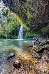 Twin Falls Sunlight (PIERRE LECLERC PHOTO) Tags: travel nature landscape island hawaii paradise pacific maui hawaiian tropical pierreleclercphotography
