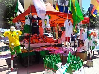 Algérie : Brésil 2014