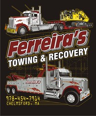 "Ferreira's Towing - Chelmsford, MA • <a style=""font-size:0.8em;"" href=""http://www.flickr.com/photos/39998102@N07/14331662816/"" target=""_blank"">View on Flickr</a>"