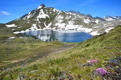 Gita al Lago Retico 2'372 mt. (Photo by Lele) Tags: lago ticino valle di campo fiori svizzera capanna bovarina blenio retico