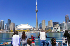 Mother's Day brunch cruise - Toronto skyline13