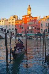 venice rialtobridge canal gondola grandcanal (Photo: Ed Yourdon on Flickr)