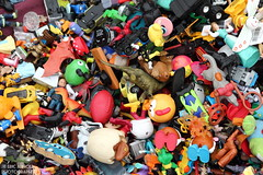 Pile of Fun (Eric Arnold Photography) Tags: cars kids toy toys for kid forsale dino dinosaur market sale many figurines pile swap belle trucks flea trade figures fleamarket happymeal potatohead swapmeet happymealtoys