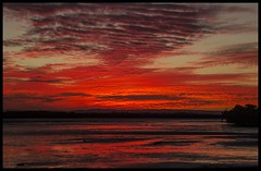 Sunset over Hayes Inlet_02=