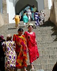 Uzbekistan . Samarkand (manu/manuela) Tags: architecture uzbekistan samarkand muslimart artislamique
