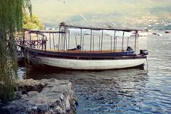 Small fisherman boats in Ohrid (everyday sh_ter) Tags: old travel summer vacation mountain lake holiday ski nature beautiful saint boat town alley europe view roadtrip visit tourist canoe resort monastery macedonia ohrid bazaar vally balkan mavrovo kaneo charshija