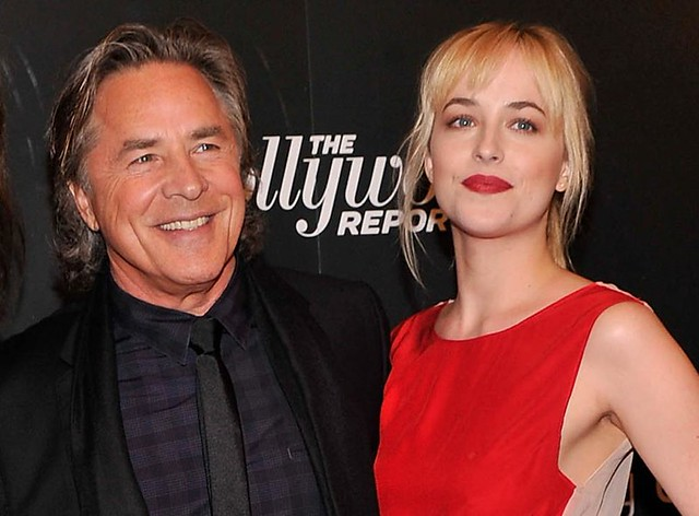 Don Johnson Dakota Johnson's Dad Refuses to Watch Fifty Shades of Grey