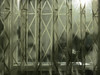 Hotel Drapes, Beaverton Oregon (Blinking Charlie) Tags: usa oregon beaverton curtains drapes lightandshadow translucence 2013 diamondpattern canonpowershots100 blinkingcharlie