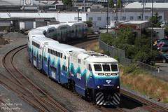 SDRX 909 (Brandon Farris Photography) Tags: seattle train trains transit sound rails commuter 909 bnsf sounder soundtransit f59phi sdrx sdrx909