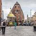Jaffe Fountain - Victoria Square In Belfast