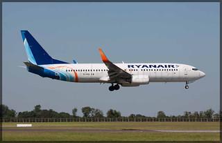 EI-FED Boeing 737-8KN/W Ryanair (FlyDubai)