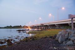Dusk (MNixonPhoto) Tags: sunset bay newjersey dusk nj marsh oceancity jerseyshore saltmarsh corsonsinlet