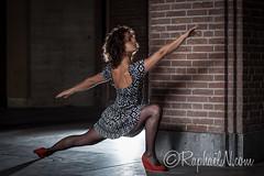 Anne (Raphal N.) Tags: ballet canon anne eos model felix 85mm dancer groningen raphael strobist 580exii 430exii 5dmkii nunumete raphaeln