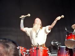 Drummer 1 (th1stleandr0se) Tags: music rock scotland punk drum guitar live pipes pipe band scottish scot drummer celtic piper bagpipes patrol bannockburn saor