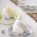 """Elegant Cup & Saucer <a style=""""margin-left:10px; font-size:0.8em;"""" href=""""http://www.flickr.com/photos/94066595@N05/14663395601/"""" target=""""_blank"""">@flickr</a>"""
