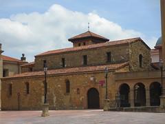 Iglesia de San Tirso, Oviedo, Spain (Paul McClure DC) Tags: espaa church architecture spain asturias historic oviedo june2014