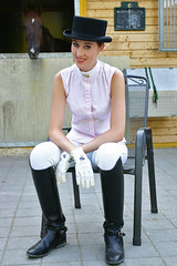 Natalie 15 (The Booted Cat) Tags: sexy girl spurs model boots riding teen jodhpur ridingboots equestrienne