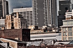 OuT my oFFice WiNDow (raymondclarkeimages) Tags: city roof usa window canon buildings photography office photographer rooftops 7d earthtones rci imageof pictureof picof raymondclarkeimages 8one8studios