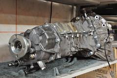 ARO Spartana Gearbox (SergiuSV) Tags: up 10 pickup restored pick rebuild gearbox rebuilt 1304 aro dacia rwd spartana