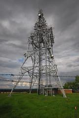 o2 Phone Mast (Sam Tait) Tags: street england tower water mobile phone leicestershire salt mast warwickshire
