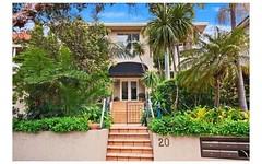 2/20 Blaxland Road, Bellevue Hill NSW