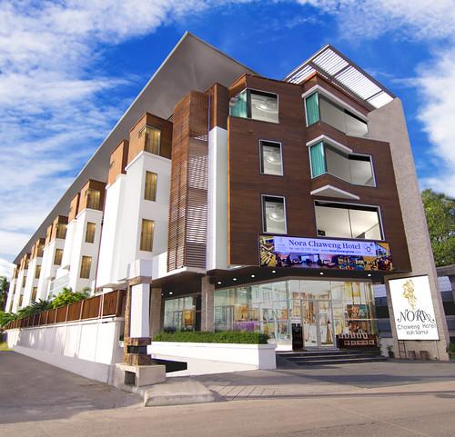 ノラ チャウエン ホテル