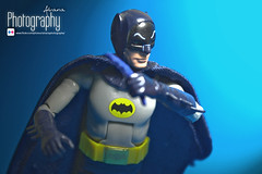 Caped Crusader (Alvaria Photography) Tags: robin toy geek action 1966 figure batman 1960s dccomics mattel collector tvseries adamwest boywonder capedcrusader burtward