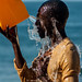 Senegal Fisherman's Shower