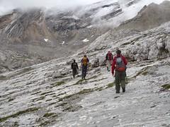 Wandelend over Fanes plateau (ericderedelijkheid) Tags: snp dolomieten