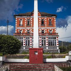 Vistas de San Rafael (The Daniel Garca) Tags: building architecture mexico sanrafael oldbuilding estadodemxico tlalmanalco casinocosmopolita