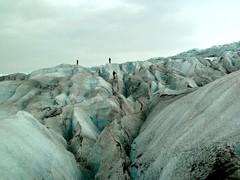 On glacial ice (John of Wirral) Tags: iceland glacier sklafellsjkull