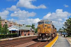 Bland and Boring (The Mastadon) Tags: road railroad chicago train illinois midwest rail railway trains transportation locomotive railroads chicagoland midwestern