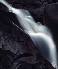 Follow Me Down (Cory Hansen) Tags: california park longexposure usa water landscape outside waterfall nationalpark nps national yosemite
