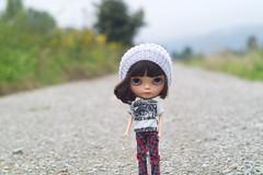 Angus - WsB travelling Blythe (chaoskatenkosmos) Tags: travelling doll angus wsb blythe custom yulah
