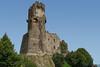 2014-08-09 (04)Volvic.Château de Tournoël (XIe siècle)